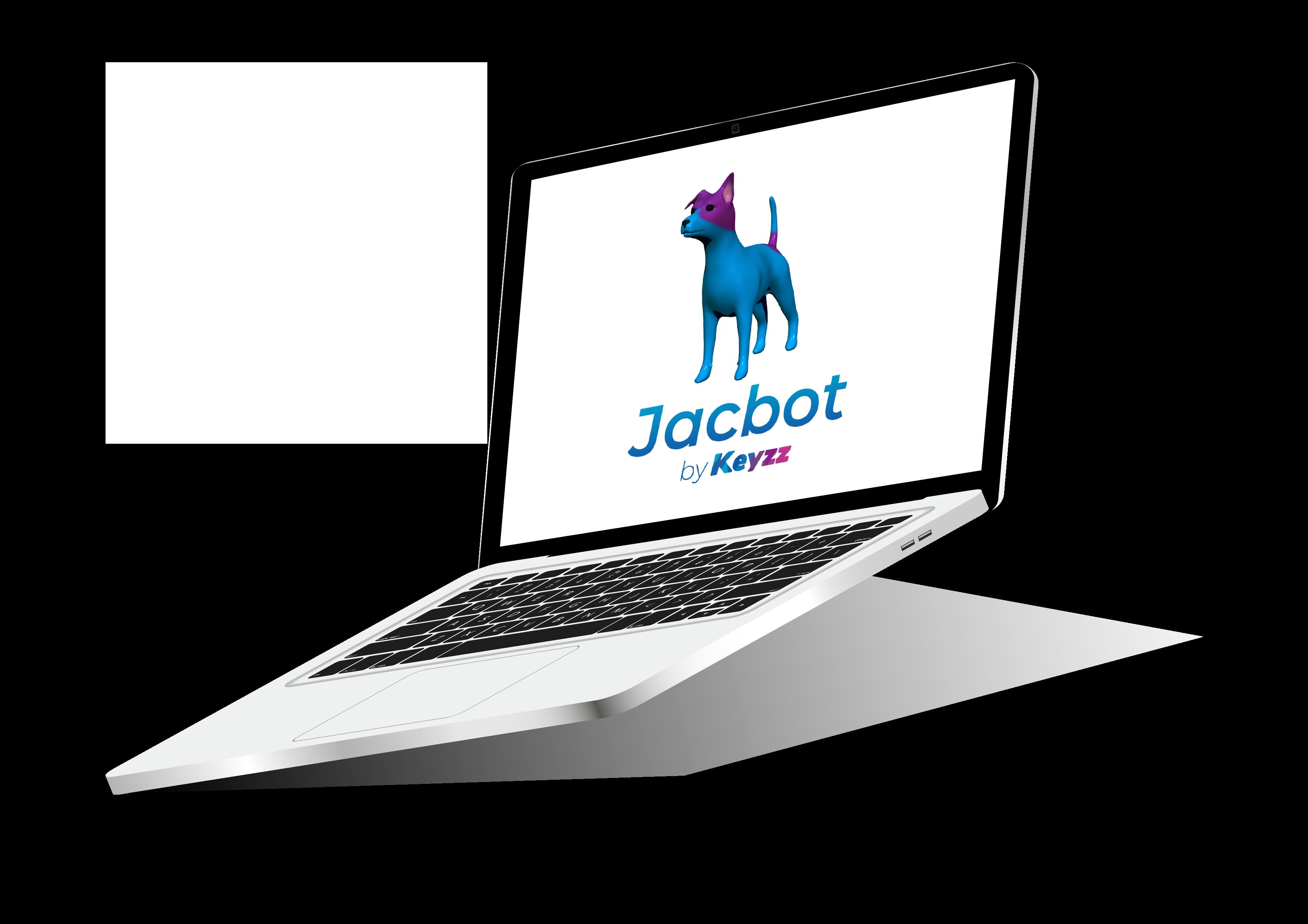 Visuel mockup jacbot
