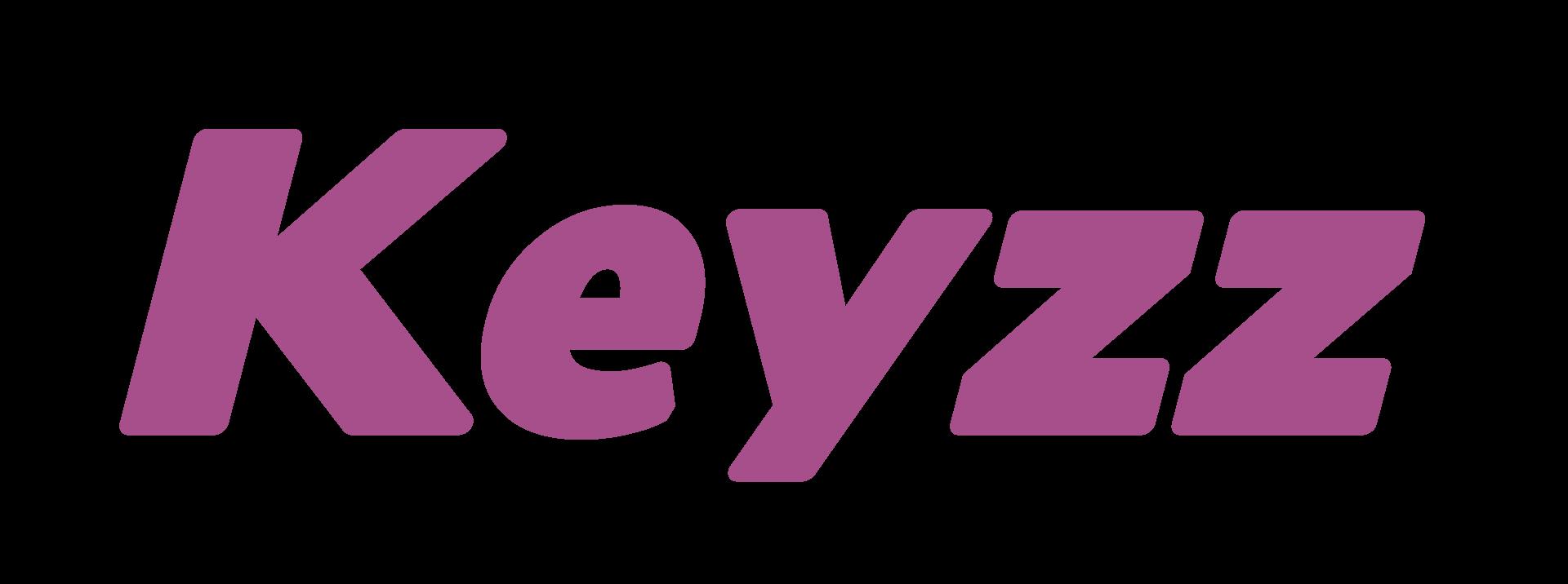 typo_logo_keyzz_pourpre
